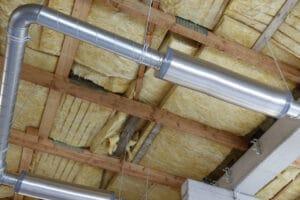 Ventilatiesysteem d zolder