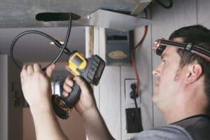 Ventilatiesysteem inregelen