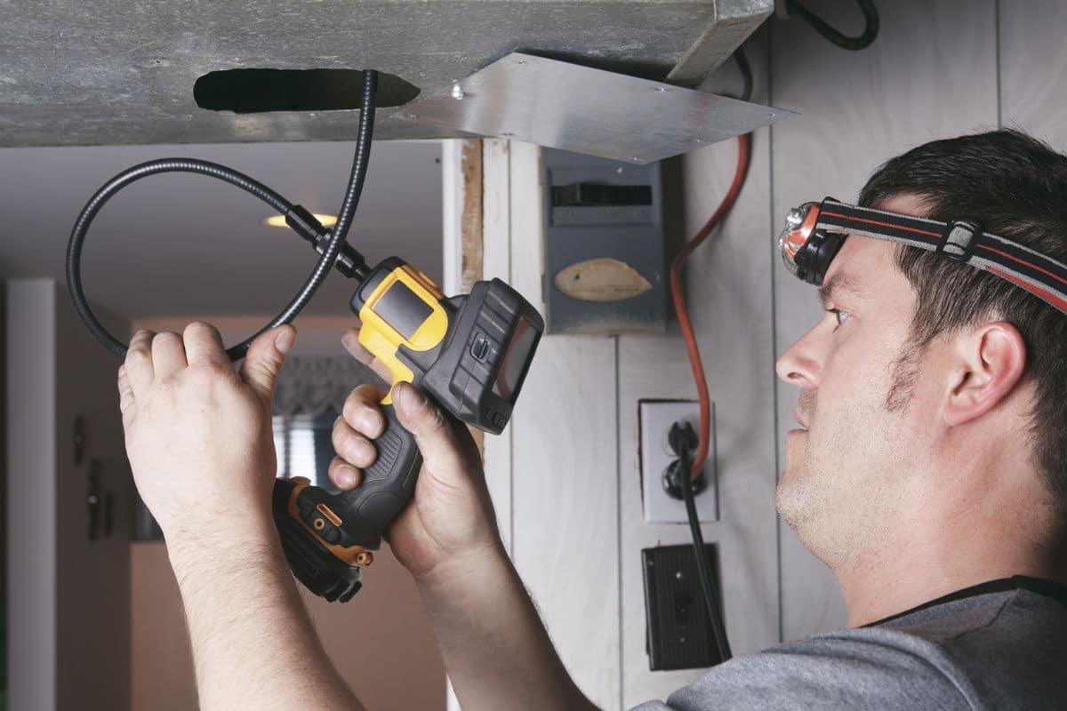 onderhoud ventilatiesysteem D